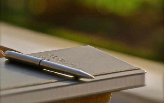 Wohlfühlen: Schreiben tut gut