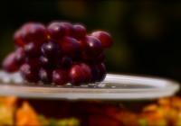 Kalifornien: Tiefrote Trauben