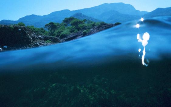 Meerwasser: Wellness für Genießer
