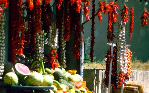 Beauty: Schön mit Obst und Gemüse